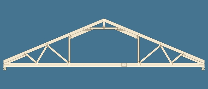 Products terra nova trusses for Pre engineered trusses